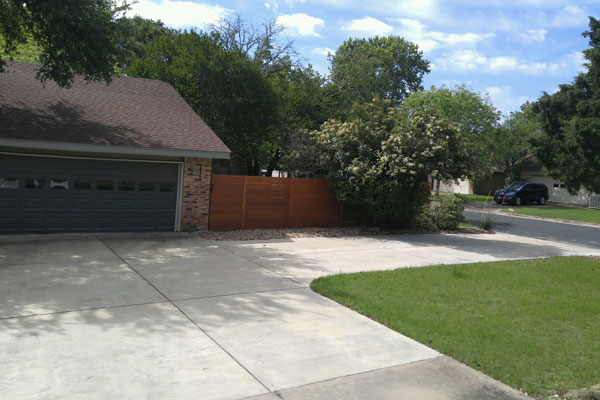 Professional Concrete Driveway Installations From JFB Concrete In Austin