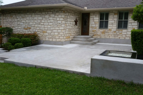 JFB Concrete Builds Custom Concrete Patios