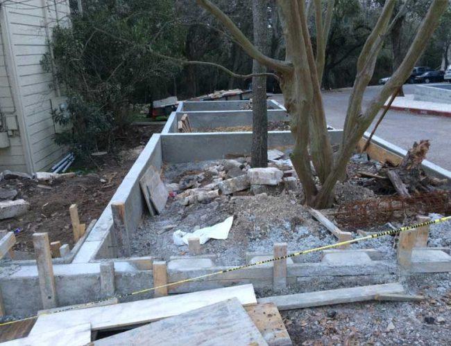 Bent Tree Apartment Renovation By JFB Concrete