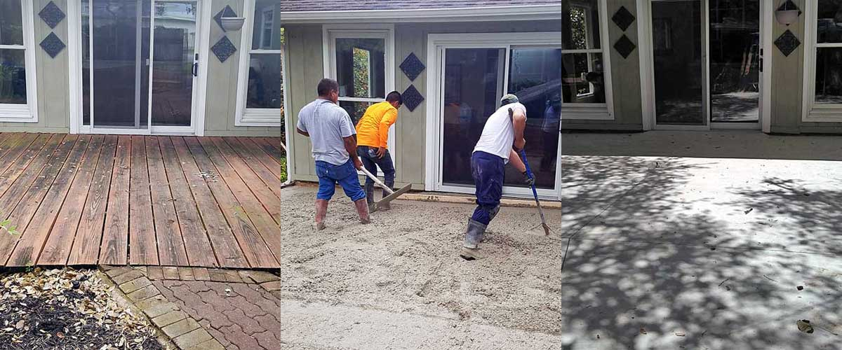 JFB Concrete - Concrete Contractor in Austin for Patio Installation