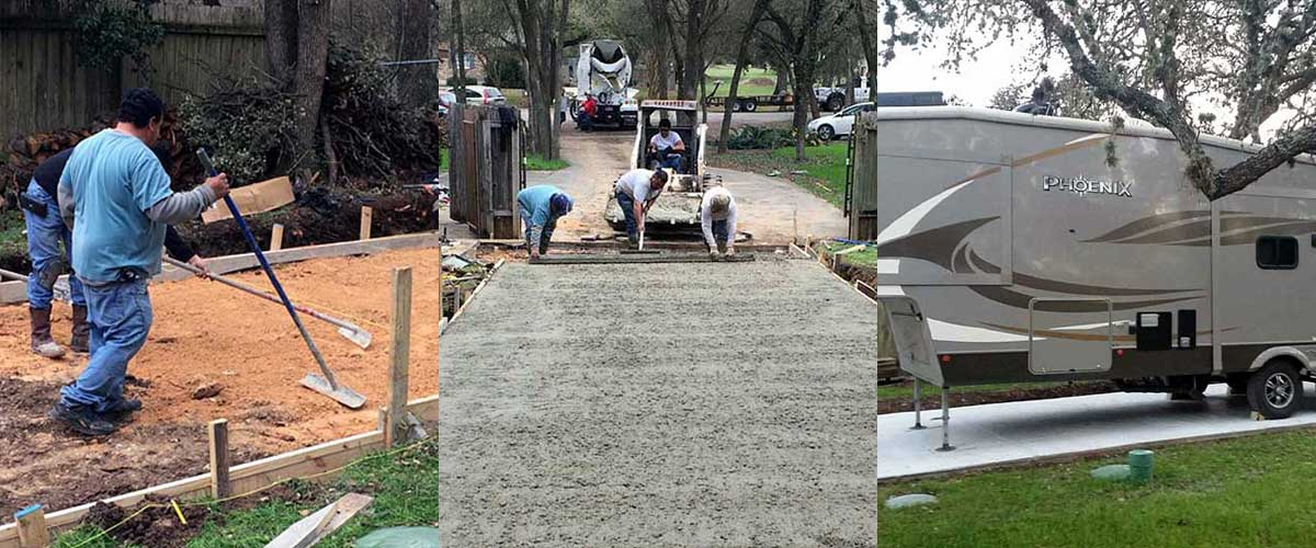 JFB Concrete - Concrete Contractor in Austin for Driveways